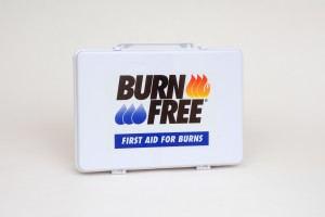 BurnFree Industrial Burn Kit - Emergency Preparedeness