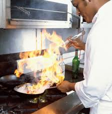 Food Service Burn Injuries